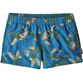 Patagonia Barely Baggies Shorts Women Parrots/Port Blue